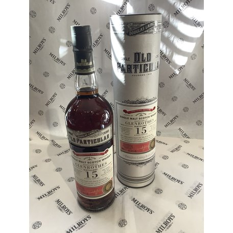 Glenrothes, 15 Years Old, 2004, Old Particular, 48.4%