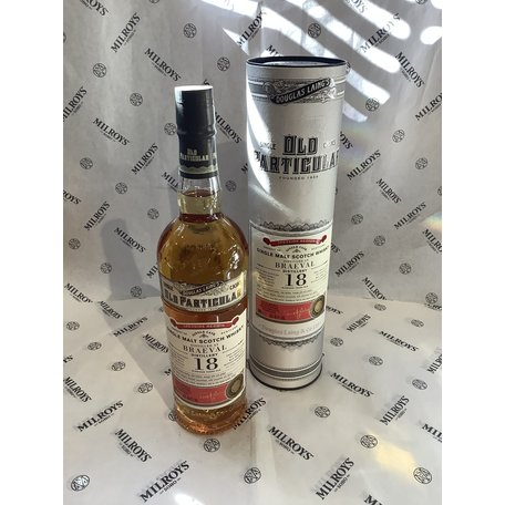 Braeval, 18 Years Old, 2001, Old Particular, 48.4%