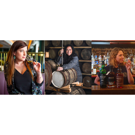 11/06/20, Women of Whisky Online tasting, Hosted by Mackmyra & Milroys