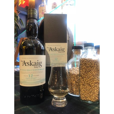 Port Askaig 12 Year, Spring Edition 2020, 45.8%