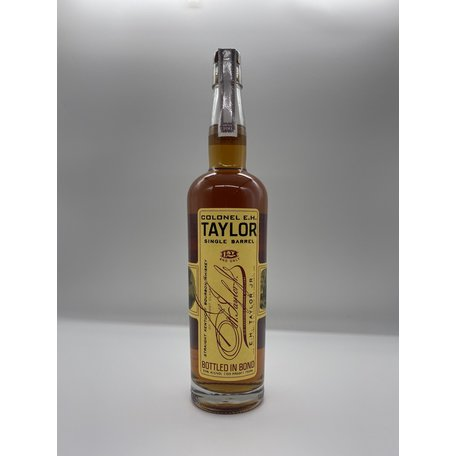 EH Taylor Single Barrel Bourbon, 50%