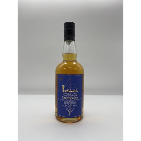 Ichiro's Malt & Grain World Blended Whisky, 48%