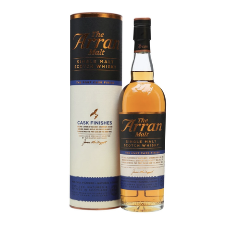 Arran, Port Cask Finish, 50%