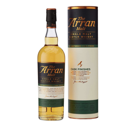 Arran, Sauternes Cask Finish, 50%
