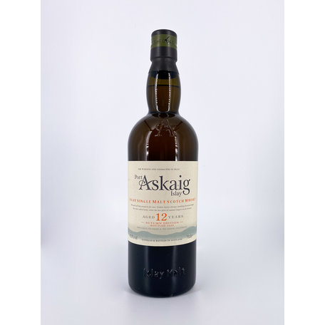 Port Askaig 12 Year Old, Autumn Edition, 45.8%
