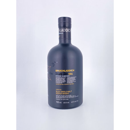 Bruichladdich Black Art 8.1, 45.1%