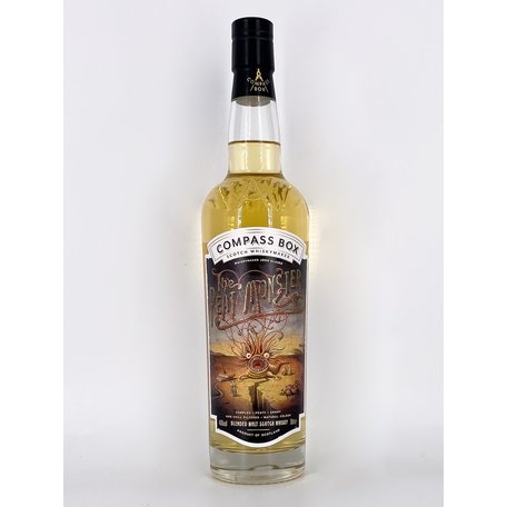 Compass Box, Peat Monster, 46%