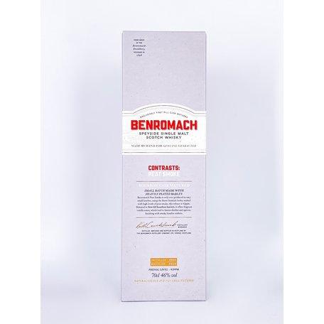 Benromach Peat Smoke, 46%