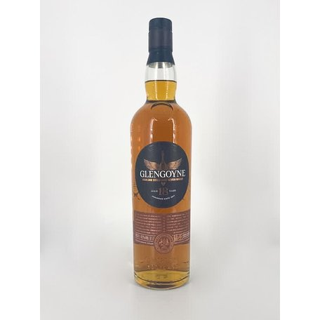Glengoyne 18 Year Old, 43%