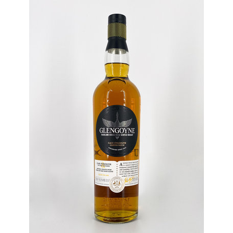 Glengoyne Cask Strength, Batch 8, 59.2%