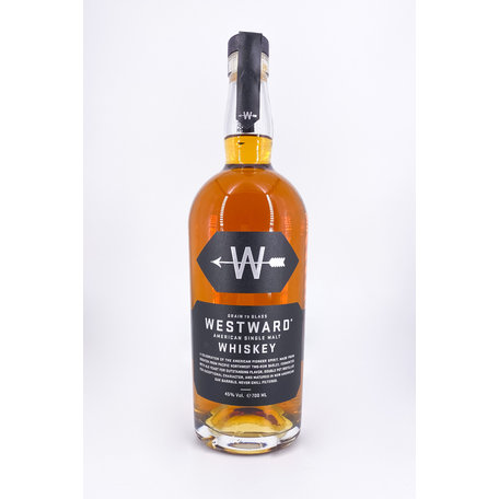 Westward Whiskey 45%