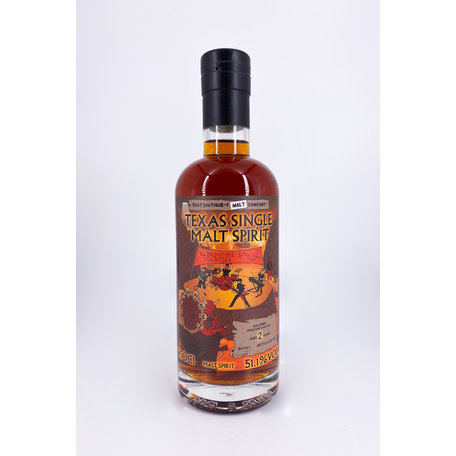 Balcones, 2 Year Old, That Boutique-y Malt Company, 47.8%, 50cl
