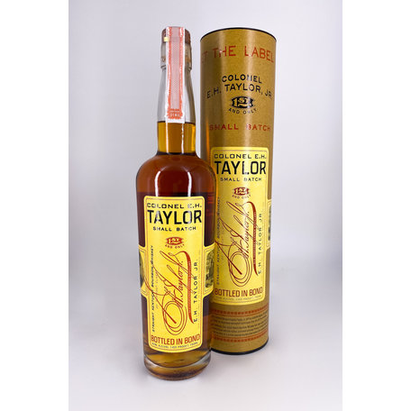 EH Taylor Small Batch 50%
