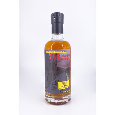 Caperdonich 22 Year Old, Batch 5, That Boutique-y Whisky Company, 48.6%, 50CL