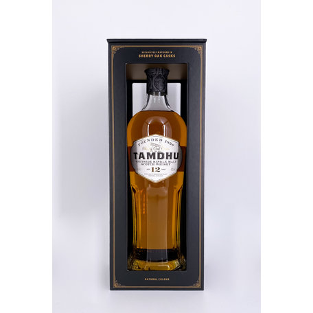 Tamdhu 12 Year Old, 43%