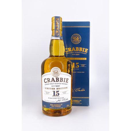 Crabbie 15 Year Old, 43%