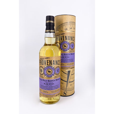 Blair Athol, 12 Year Old, 2007, Provenance, 46%