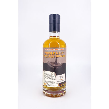 Speyside, 26 Years Old, That Boutique-y Whisky Company, Batch 3, 48% 50CL