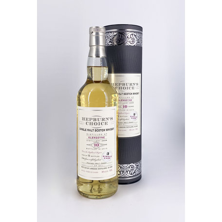 Glengoyne, 10 Year Old, Hepburns Choice, 46%