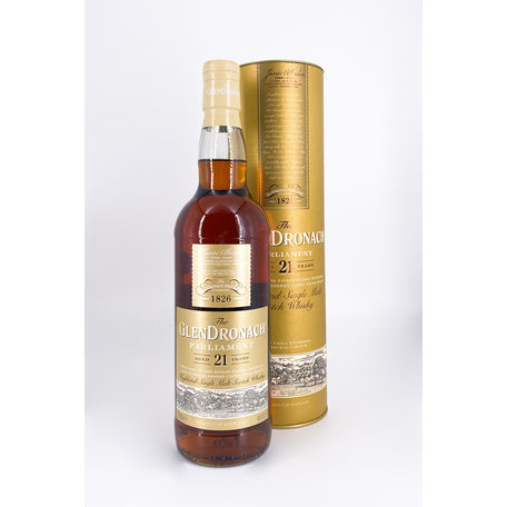 Glendronach Parliament 21 Year Old, 46%
