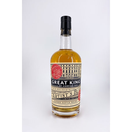 Compass Box, Great King Street Artist's Blend: Milroys, 49.0%, 70cl