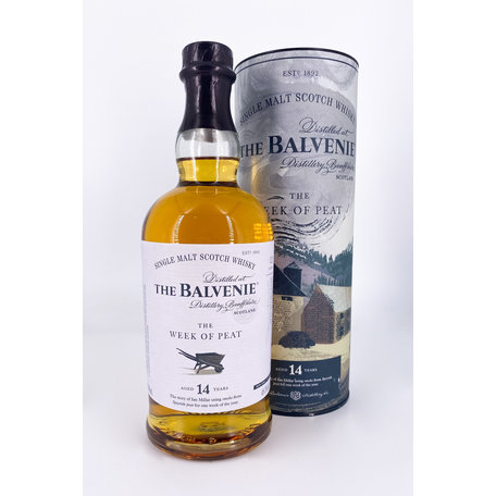 Balvenie 14 Week of Peat, 48.3%