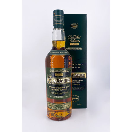 Cragganmore Distillers Edition, 2005, 40%