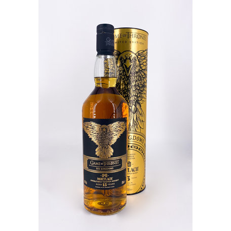 Mortlach 15 Year Old, Six Kingdoms, 46%