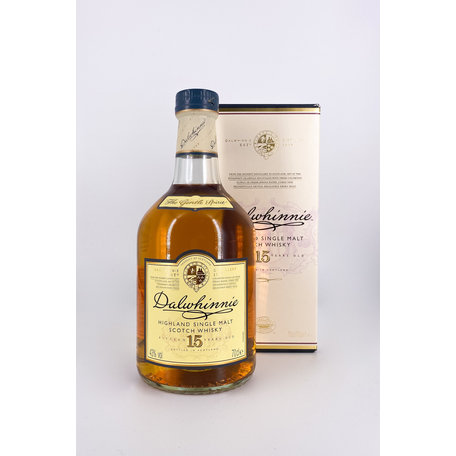 Dalwhinnie 15 Year Old, 43%