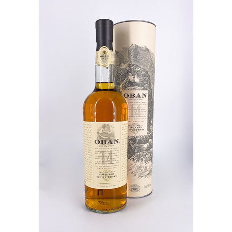 Oban 14 Year Old, 43%