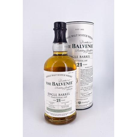 Balvenie 21 Year Old, Single Barrel, 47.8%
