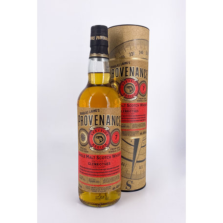 Glenrothes 7 Year Old, 2013, Provenance, 46%