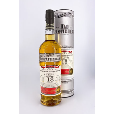 Braeval 18 Year Old, 2001, Old Particular, 48.4%