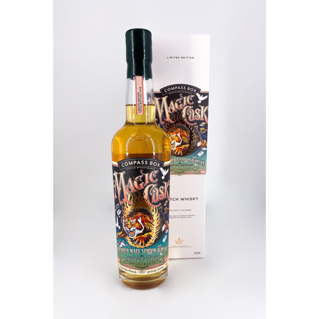 Compass Box Magic Cask, 46%