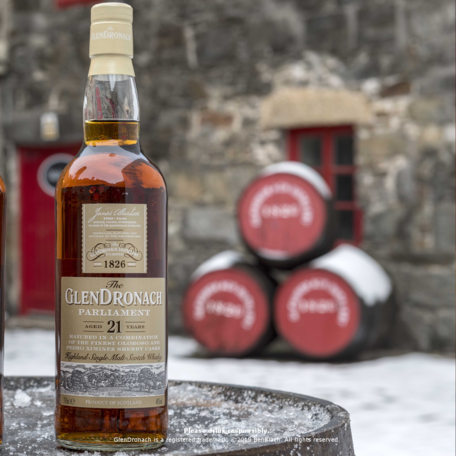 17/02/21 GlenDronach Virtual Tasting