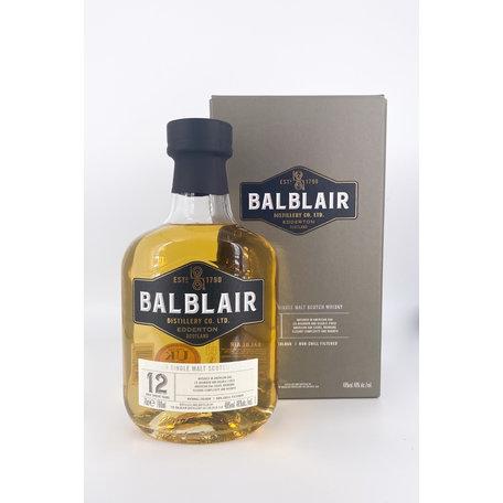 Balblair, 12 Year Old, 46%