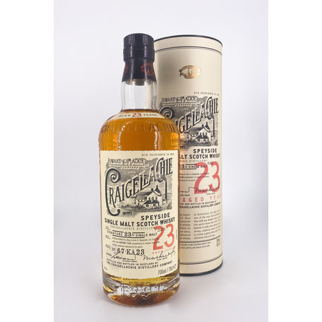 Craigellachie 23 Year Old, 46%