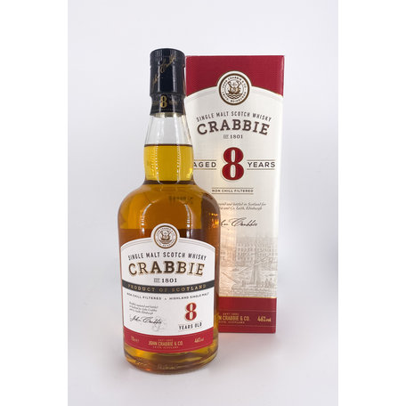 Crabbie 8 Year Old, 46%