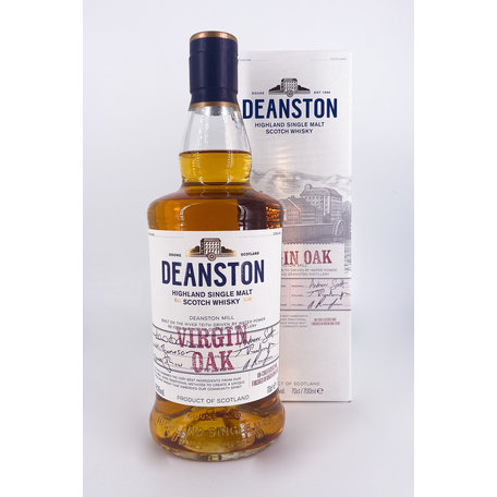 Deanston Virgin Oak, 46.3%
