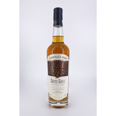 Compass Box, Spice Tree, 46%