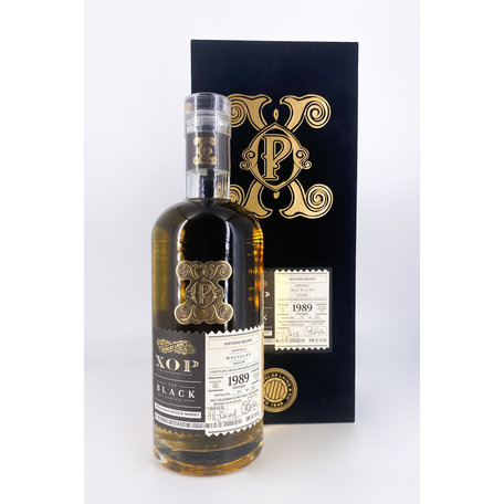 Macallan 30 Year Old, XOP Black, 1989, 46%