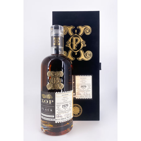 Caol Ila 40 Year Old, XOP Black, 1979,  51.2%