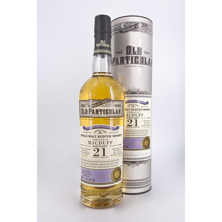 Macduff 21 Year Old, 1997, Old Particular, 51.5%