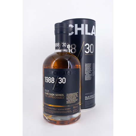 Bruichladdich 1988 Old and Rare, 30 Year Old, 46.2%