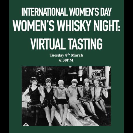 08/03/2021 Women's Whisky Night: International Women's Day with Penderyn (Virtual Tasting)