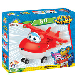 COBI Super Wings Jett