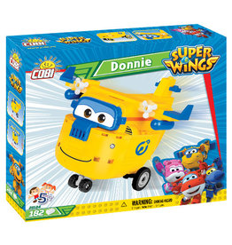 COBI Super Wings Donnie