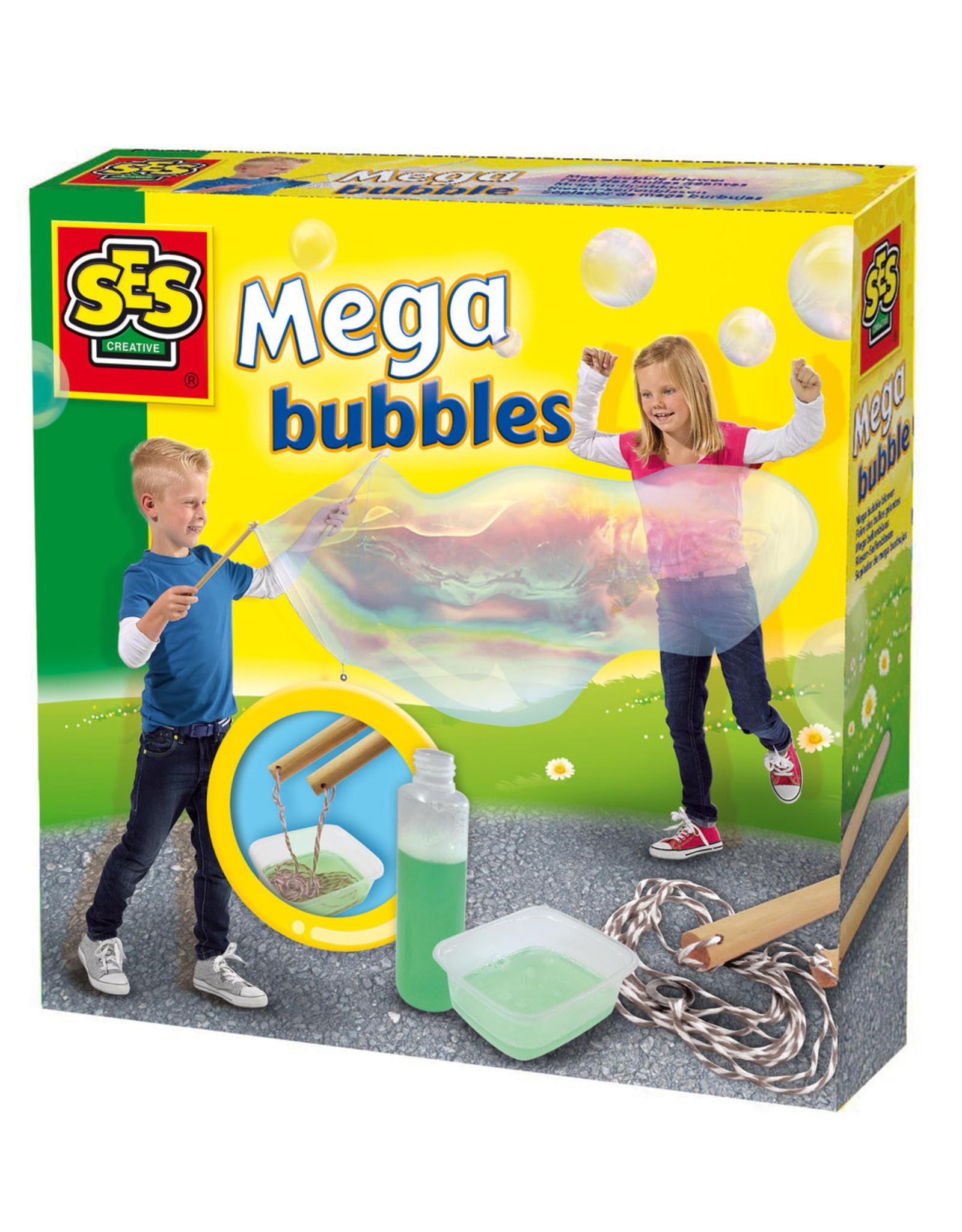SES Creative Mega bellenblaas
