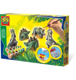 SES Creative Gieten en schilderen - Dino's