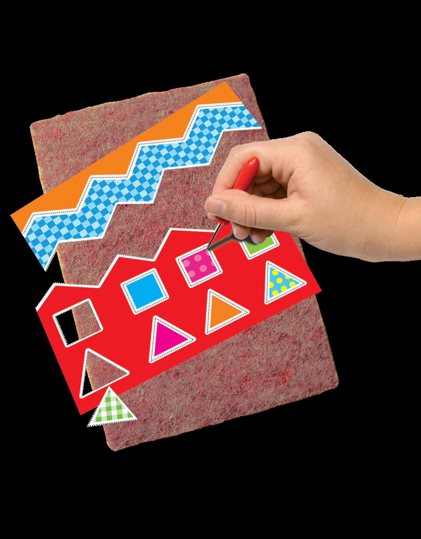 SES Creative Ich lerne schneiden, Mosaike legen und Figuren ausstechen